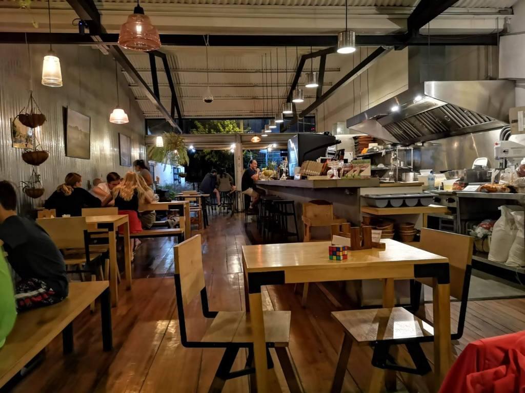the open kitchen monteverde ristorante vegano costa rica