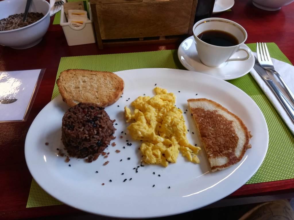 colazione costa rica - costa rica breakfast